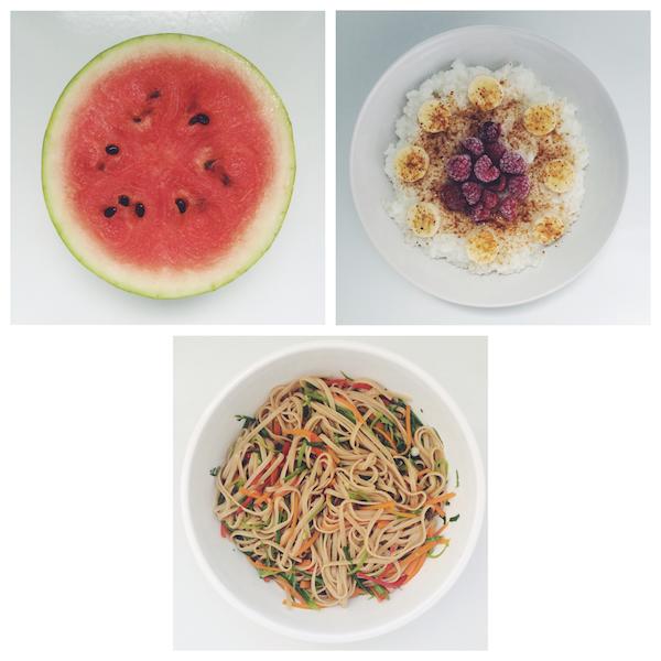 Vegan High Carb Food