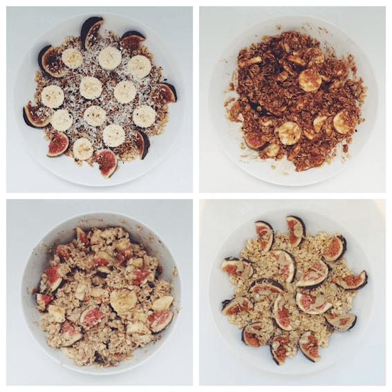 Schnelles Frühstück: Veganes Oatmeal für Gestresste